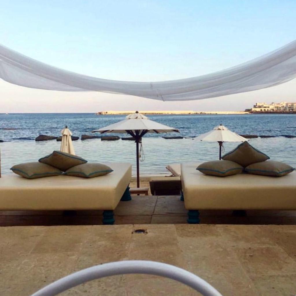 luxury hotel a siracusa
