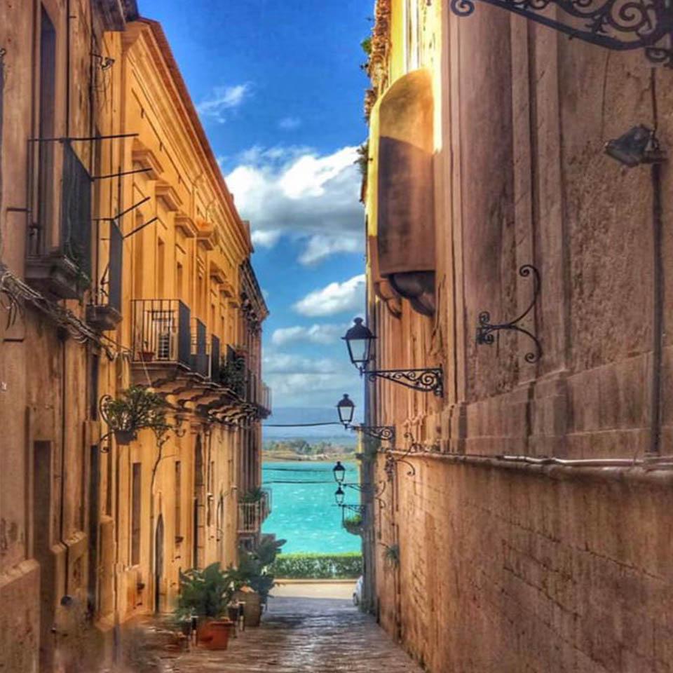 Siracusa - Ortigia - Città Barocca - Itinerari